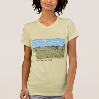Rocky Mountain Front T-shirt