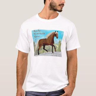 Rocky Mountain Gaited Horse T-Shirt