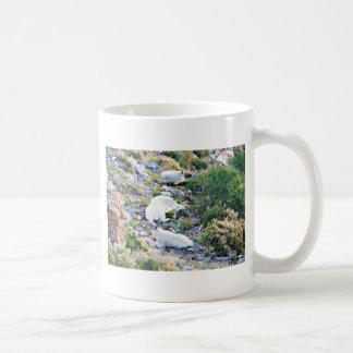 Rocky Mountain goats Coffee Mug