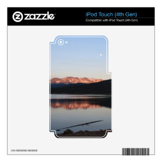 Rocky Mountain High Decals For iPod Touch 4G
