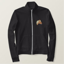 Rocky Mountain Horse Embroidered Jacket