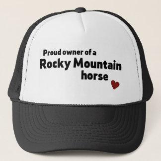 Rocky Mountain horse Trucker Hat