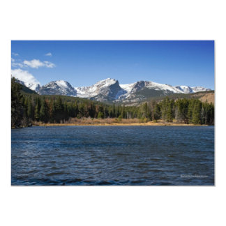 Rocky Mountain invitation