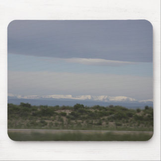 Rocky Mountain Landscape Mousepad