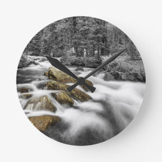 Rocky Mountain National Forest Stream BWSC Round Clock