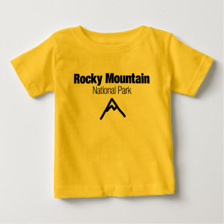 Rocky Mountain National Park Baby T-Shirt