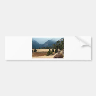 Rocky Mountain National Park Bumper Sticker
