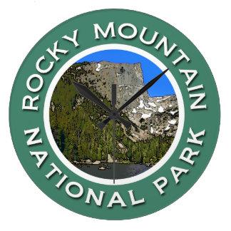 Rocky Mountain National Park Clock