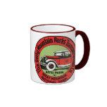 Rocky Mountain National Park Coffee Mugs