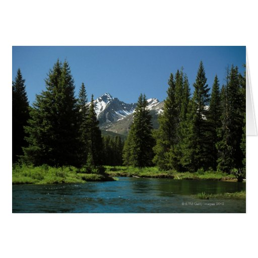 Rocky Mountain National Park , Colorado 2 Greeting Cards