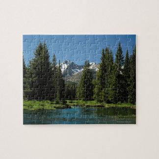 Rocky Mountain National Park , Colorado 2 Jigsaw Puzzle