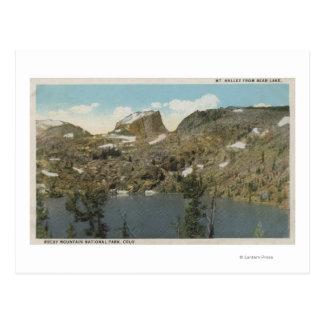 Rocky Mountain National Park Colorado 2 Post Card