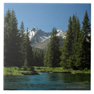 Rocky Mountain National Park , Colorado 2 Tile