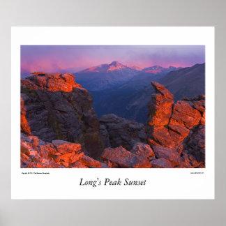 Rocky Mountain National Park, Colorado Poster