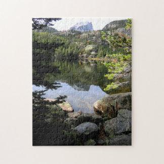 Rocky Mountain National Park Colorado Puzzle