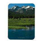 Rocky Mountain National Park , Colorado Rectangular Photo Magnet