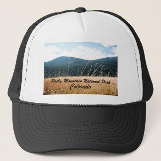 Rocky Mountain National Park, Colorado Trucker Hat