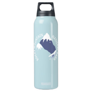 Rocky Mountain National Park Insulated Water Bottle