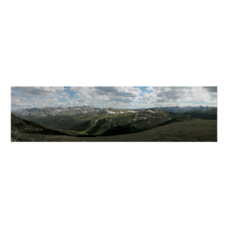 Rocky Mountain National Park Panoramic 5 Posters