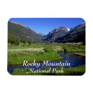 Rocky Mountain National Park Flexible Magnet