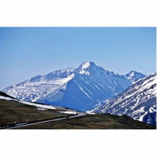 Rocky Mountain National Park Standing Photo Sculpture