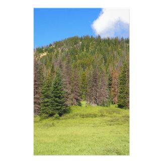Rocky Mountain National Park Stationery