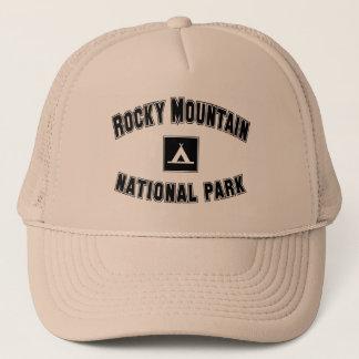 Rocky Mountain National Park Trucker Hat