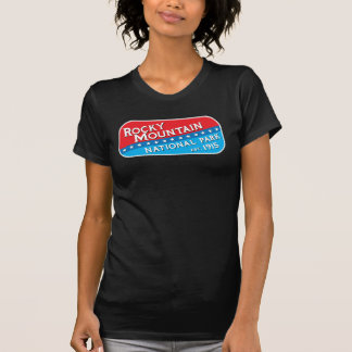 Rocky Mountain National Park T-shirts