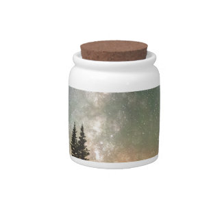 Rocky Mountain Night Candy Dish