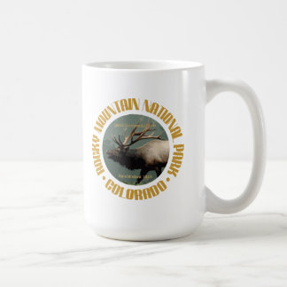 Rocky Mountain NP Coffee Mug