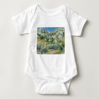 Rocky mountain of s tack/tuck baby bodysuit