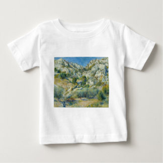 Rocky mountain of s tack/tuck baby T-Shirt
