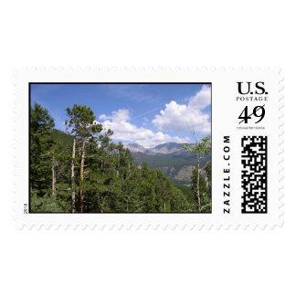 Rocky Mountain  Postage