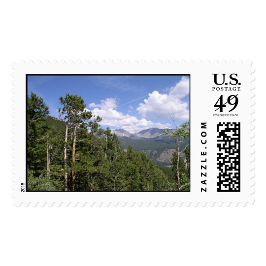 Rocky Mountain  Postage