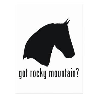 Rocky Mountain Post Card
