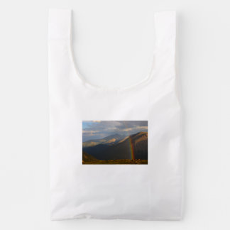 Rocky Mountain Rainbow Reusable Bag
