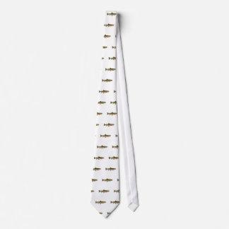Rocky Mountain Rainbow Trout Neck Tie