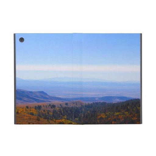 Rocky Mountain Range Picture iPad Mini Covers
