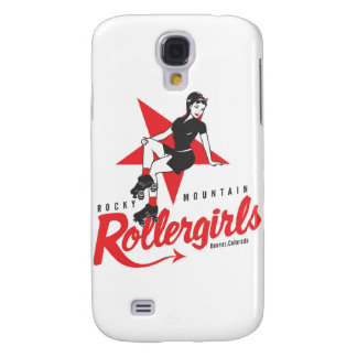 Rocky Mountain Rollergirls Galaxy S4 Cover
