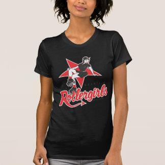 Rocky Mountain Rollergirls Tee Shirt