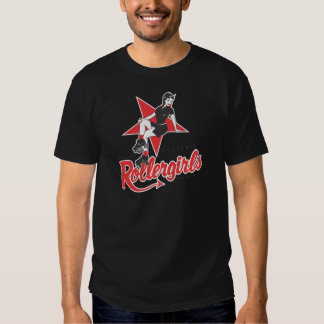 Rocky Mountain Rollergirls Tees