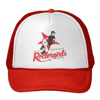 Rocky Mountain Rollergirls Trucker Hat
