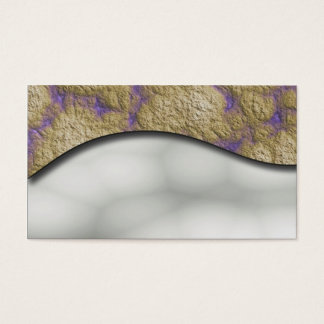 Rocky Mountain Shadow Business Card