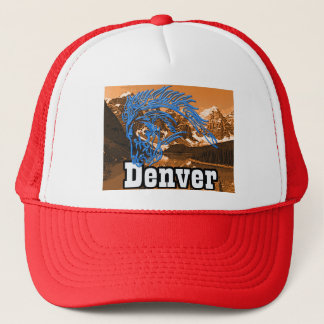 Rocky Mountain sports hat