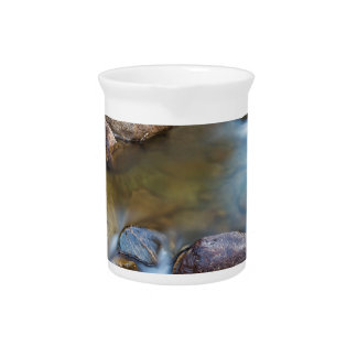 Rocky Mountain Streaming Dreaming Beverage Pitcher