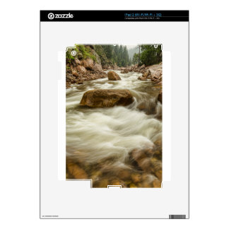 Rocky Mountain Streaming Skins For The iPad 2