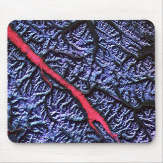 Rocky Mountain Trench - British Columbia Mousepads