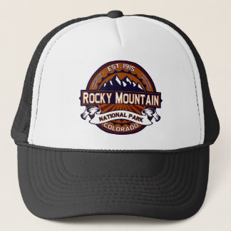 Rocky Mountain Vibrant Trucker Hat