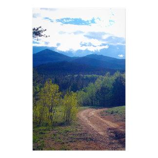 Rocky Mountain Wilderness Stationery