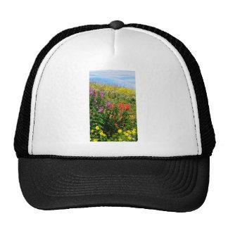 Rocky Mountain Wildflowers Trucker Hat